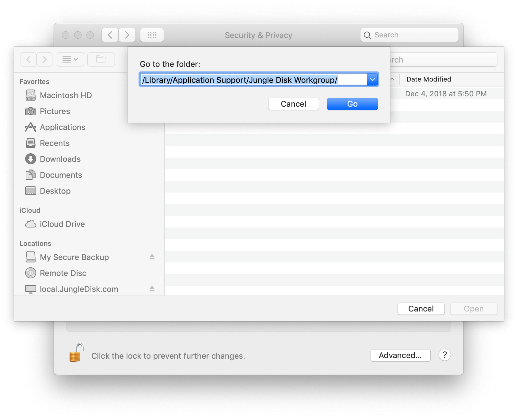 Backing up Photos Library with Jungle Disk (Mojave) – Jungle Disk